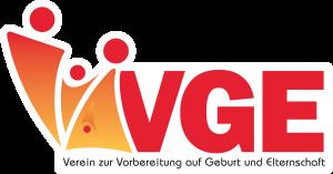 VGE Logo DB CMYK VGE – Verein zur Vorbereitung auf Geburt und Elternschaft