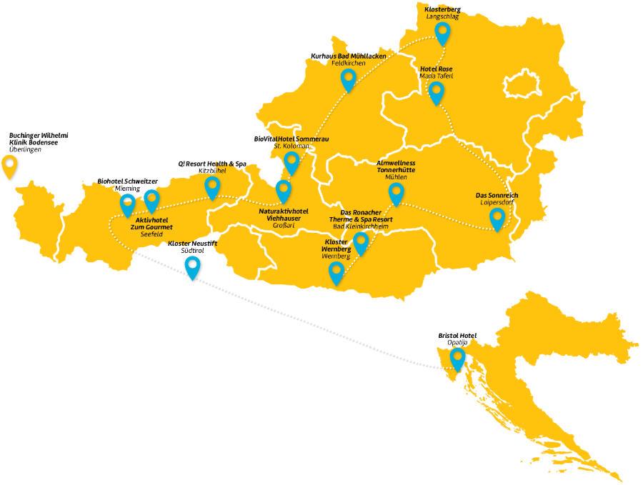 Landkarte 900 Ggf Gesellschaft Fur Gesundheitsforderung