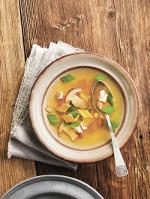 Steinpilz Suppe